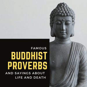 You are currently viewing Buddhist Proverbs And Sayings About Life And Death