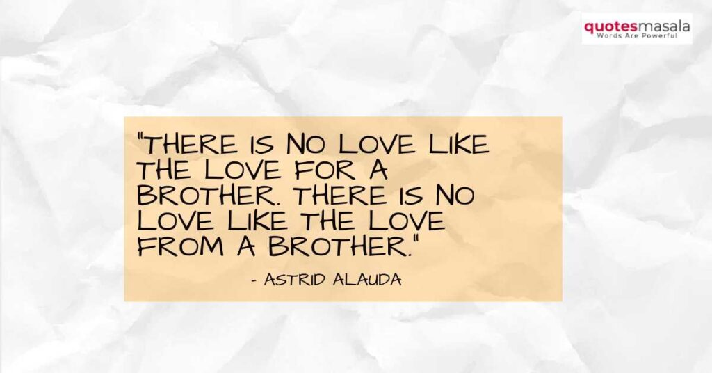 Images Of Brotherhood Quotes