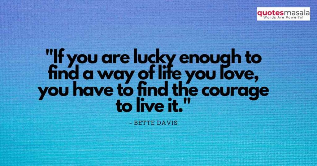 Quotes On Luck