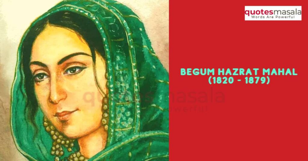 Women Freedom Fighters of India