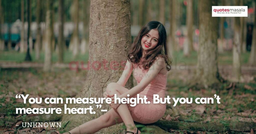 short girl quotes