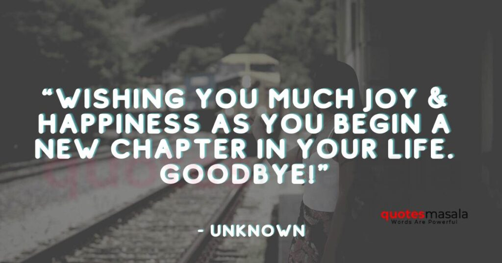 Read Goodbye Images With Quotes