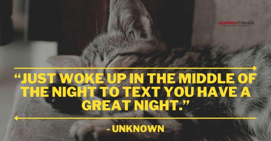 Good Night Sleep Images