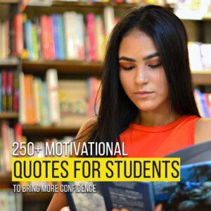 Read more about the article 250+ Motivational Quotes For Students in Hindi To Bring More Confidence