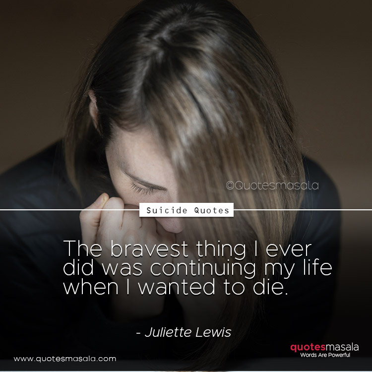 Images quotes about suicide and feeling lonely