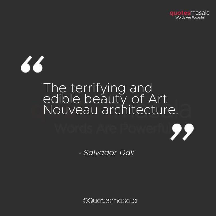 Salvador Dali quotes images