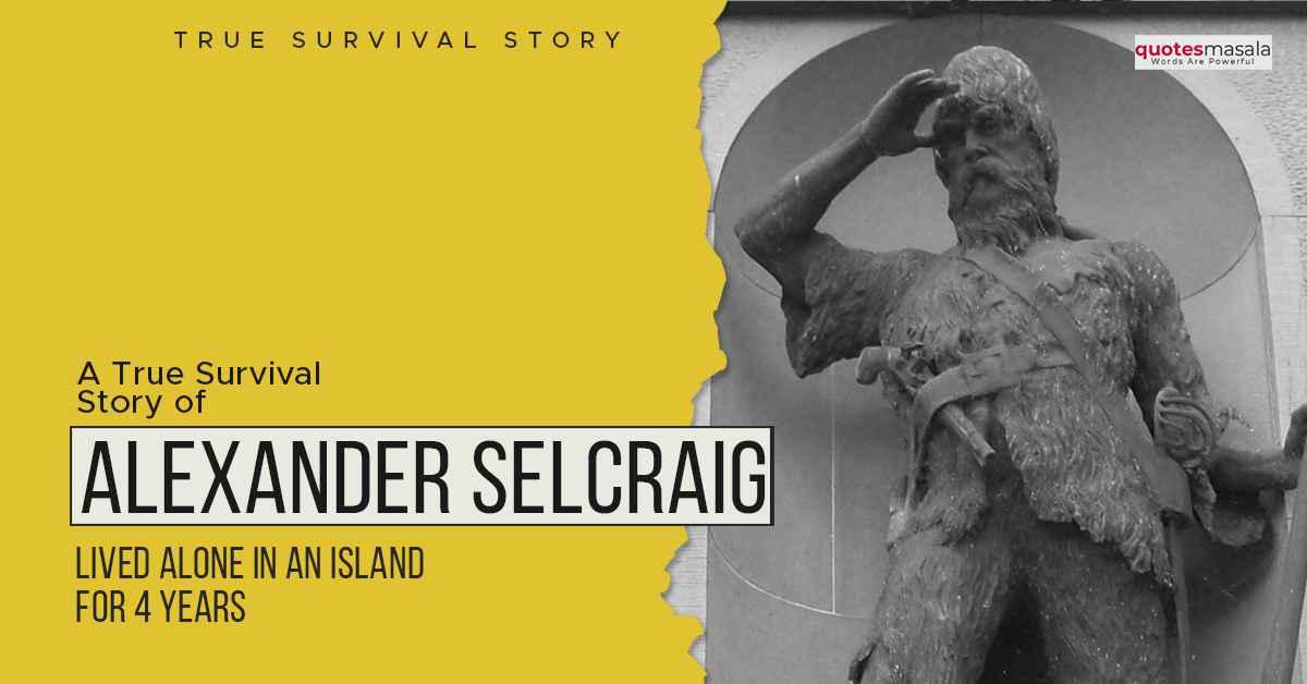 Story of Alexander Selcraig