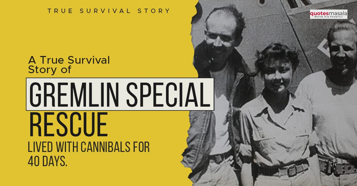 Story of Gremlin Special Rescue