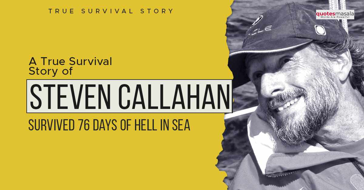 Story of Steven Callahan