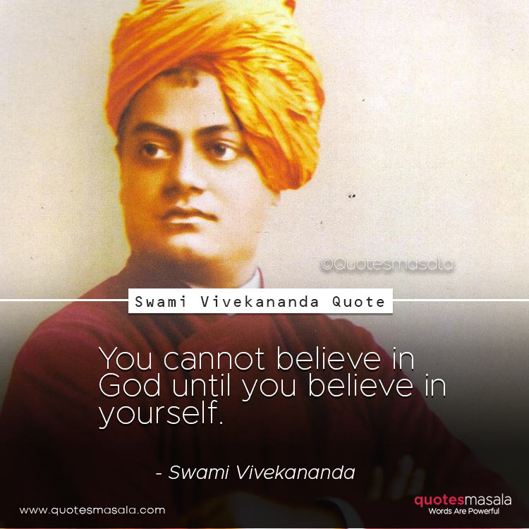 Swami Vivekananda Quote image