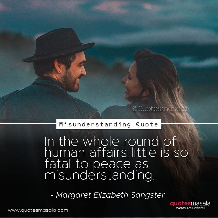 Misunderstanding images with quotes