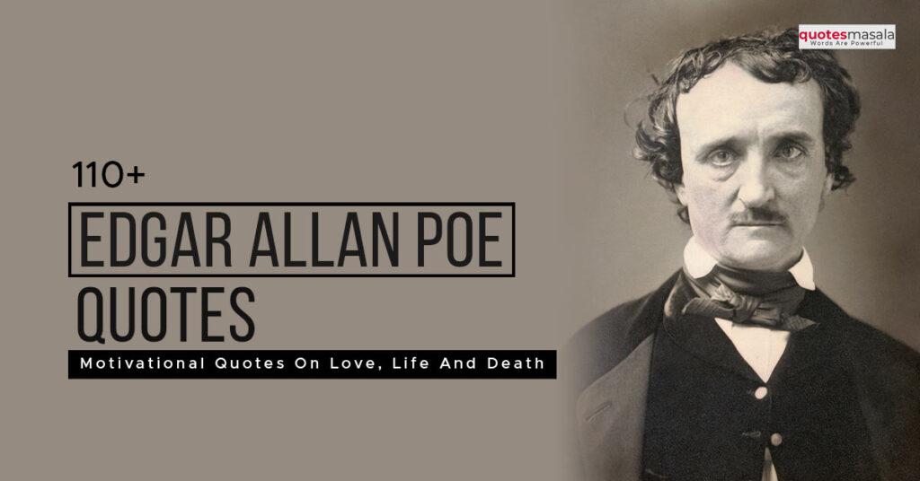 Edgar Allan Poe Motivational Quotes
