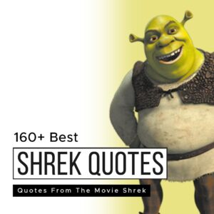 Read more about the article 160+ Best Funny Shrek Quotes From The Movie Shrek